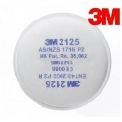 3M 2125 P2 Toz Sis Duman Filtresi 20li Paket