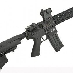 BOLT B4 FS URX2 B.R.S.S. Full Metal Recoil EBB Airsoft AEG Rifle (Color: Black) Havalı Tüfek