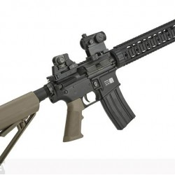 BOLT B4 LPR B.R.S.S. Full Metal Recoil EBB Airsoft AEG Rifle (Color: Tan) Havalı Tüfek