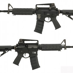 Bolt Airsoft B4A1 Elite DX Enhanced B.R.S.S Eletric Blowback Airsoft AEG Havalı Tüfek