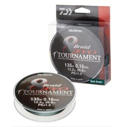Daiwa Tournament 8B Evo DG 135m İp Misina