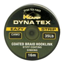 K-Karp Dyna Tex Eazy Strip Brown Serisi 16m Öncü Misina